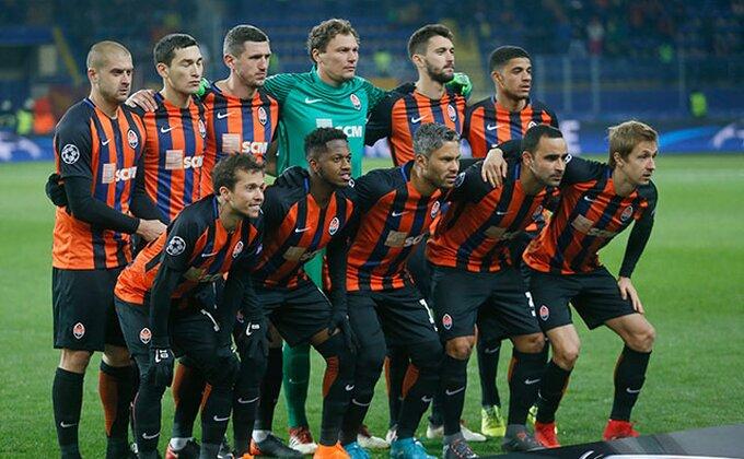 Fudbaler Šahtjora isključen zbog reagovanja na rasističke uvrede!