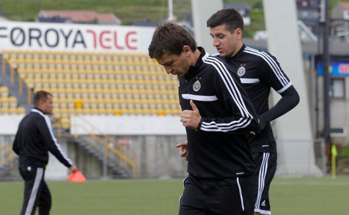 Samo da Partizan konačno pobedi taj Ludogorec...