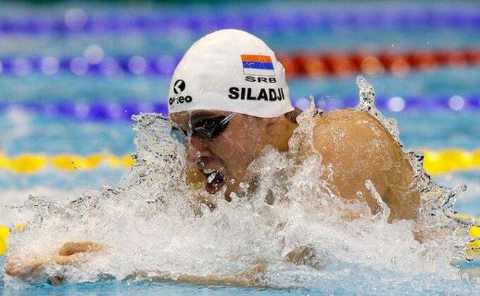 Silađi bez polufinala na 100 prsno, Sabo prošao na 50m delfin
