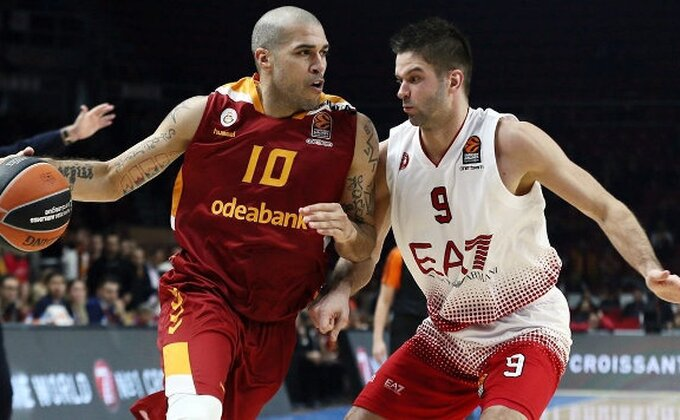Košarkaš Galatasaraja jedva čeka da opet istrči pred ''Delije''