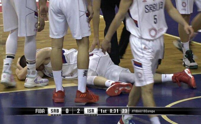 U Zvezdi će biti besni - Simanić povredio zglob!