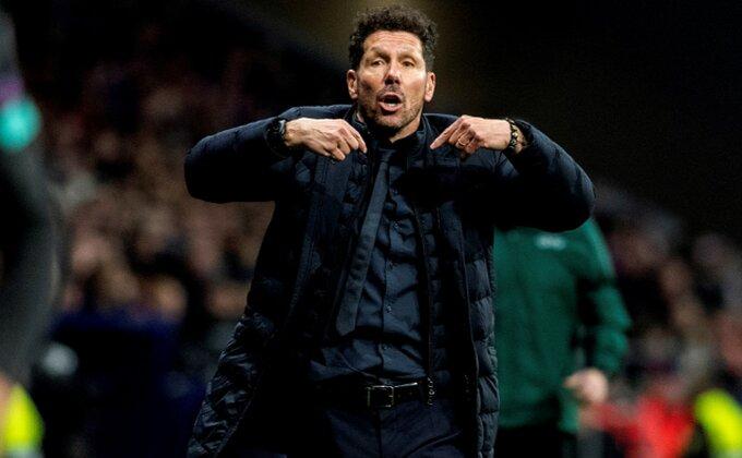 "Simeone ""priznao"" grešku, Atletiko izabrao novu ""devetku""?!"