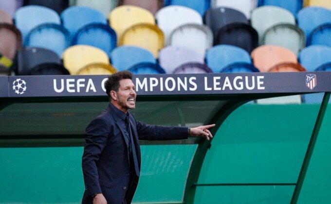 """Simeone: """"Dali smo sve što smo imali, ali to nije bilo dovoljno"""""""