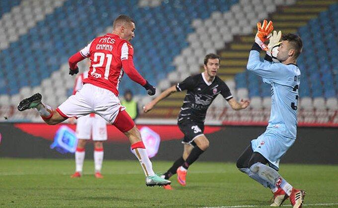 Veljko Simić izabrao najlepši od današnja svoja četiri gola