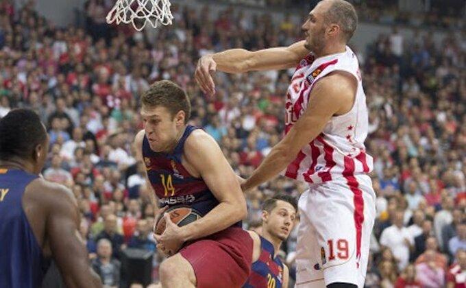Zvezda izabrala - Simonović oktobarski MVP
