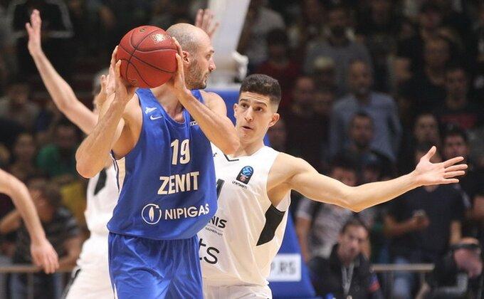 EK: Zenit zakuvao situaciju u Partizanovoj grupi, neverovatan meč u Zagrebu i novi ubedljiv poraz Mornara