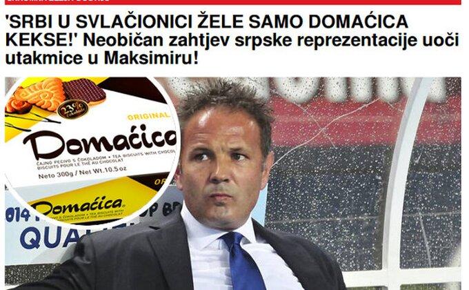 """Srbi traže """"Domaćicu"""" od Hrvata"""