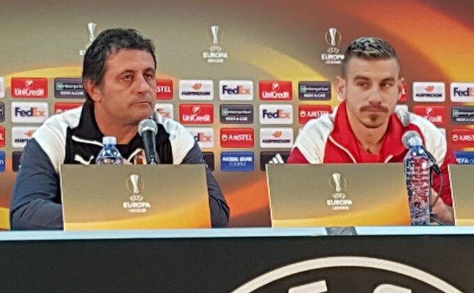 """Trener Skenderbega: """"Mogli smo i mi da pobedimo"""""""