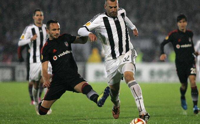 """LE - Partizan nemoćan, Turci igrali """"poker""""!"""