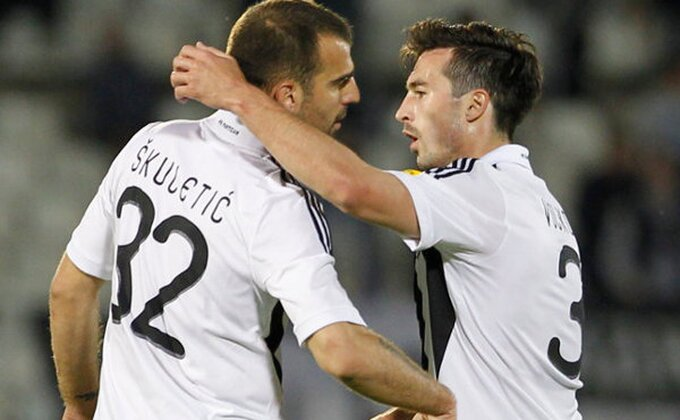 "Partizan ""petardom"" brani trofej!"