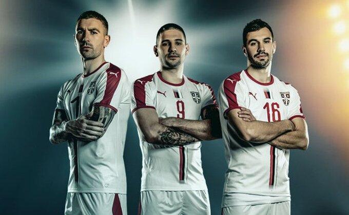 """Prevara ili ne? Ovako je """"Puma"""" dizajnirala dresove Srbije!"""