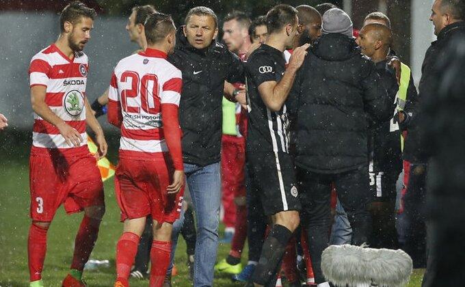 """Čačani se oglasili saopštenjem: """"Anđelovski skrojio rezultat, FSS da reaguje"""""""