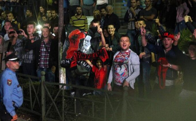 """Tirana kao """"pojas Gaze""""!"""