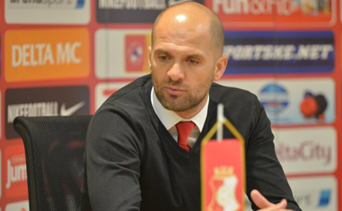 OFK Beograd bez bodova, sad je i bez trenera...