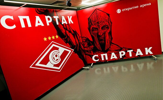 """Prelep gest navijača Spartaka iz Moskve: """"NE ZABORAVI NIKAD!"""""""