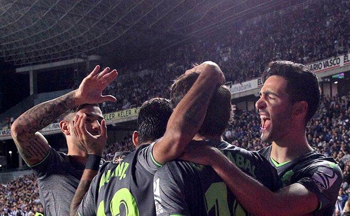 Primera - Sosijedad pobedio Alaves i udaljio ga od Lige Evrope