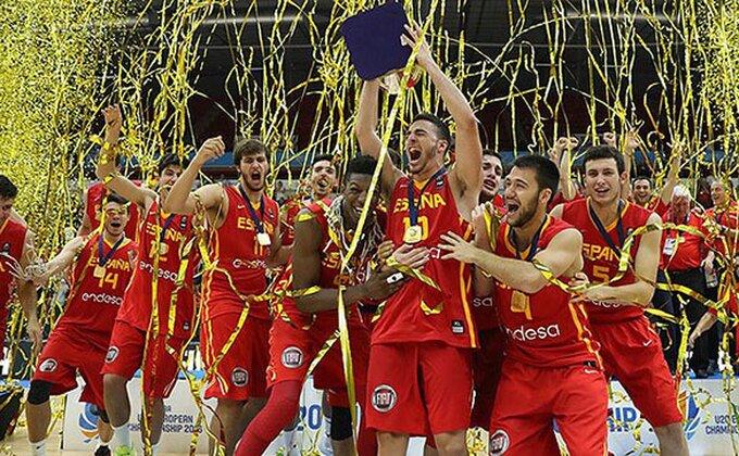 U20 - Španija je prvak Evrope!