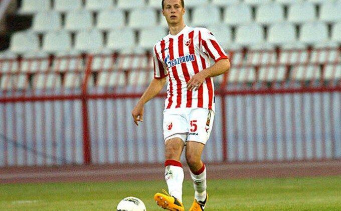 Spajić posetio trening Zvezde