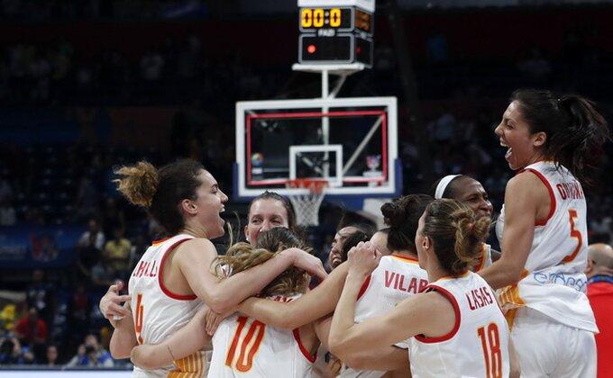 Sa Srbijom je bilo finale pre finala, Francuska bez šanse protiv Španije!