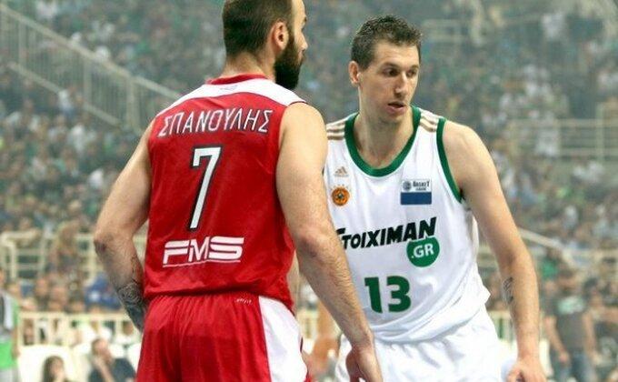 Brejk u Pireju - PAO vodi u finalnoj seriji