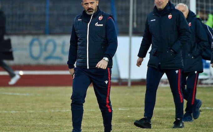 Tri gola i mirna mreža, ali navijači Zvezde imaju šta da zamere Stankoviću! (TVITOVI)