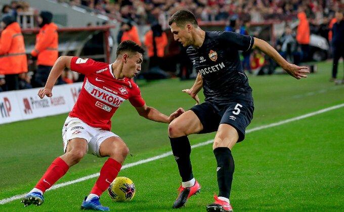 Moskva je gorela 120 minuta - Spartak sa igračem manje pobedio CSKA!