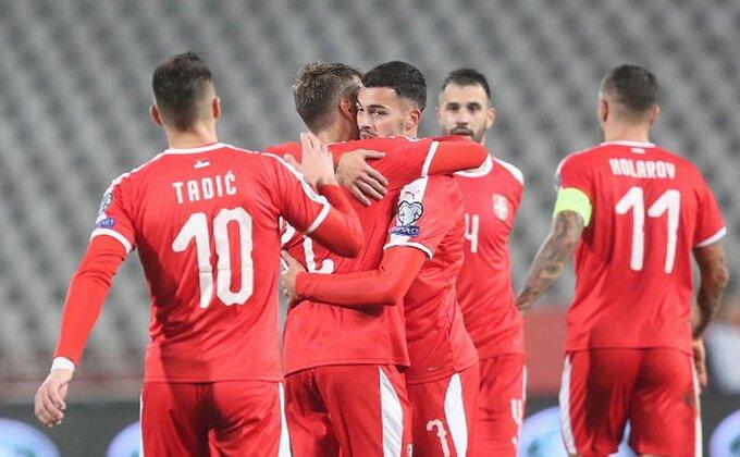 To može samo UEFA - Srbiju čeka težak put do EP, a već se zna u kojoj bi grupi ''Orlovi'' igrali i ko nam je prvi rival!