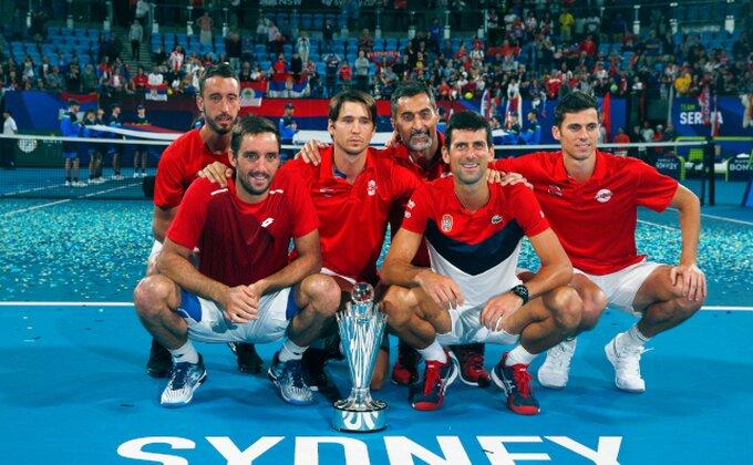 Tek što je Srbija osvojila ATP kup, počela polemika treba li ga ukinuti!