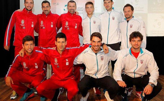 DK - Prva 'meč-lopta' za Srbiju (14.00)