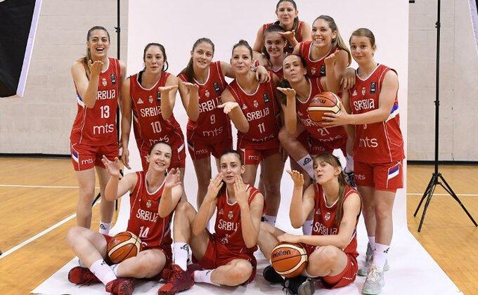 U20 - Srpkinje završile kao devete
