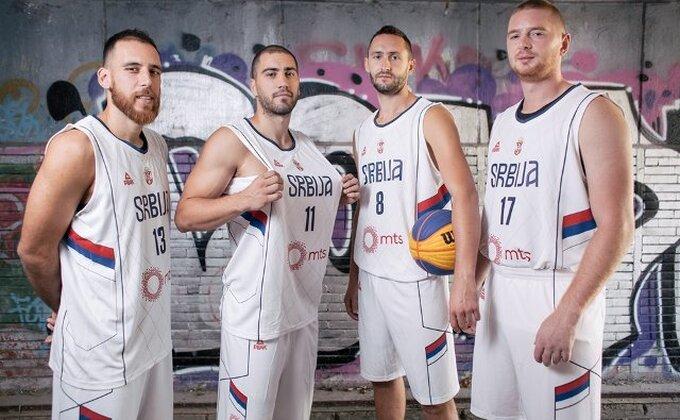 Srbima šansa da pokore svet - Basket 3x3 na OI u Tokiju!