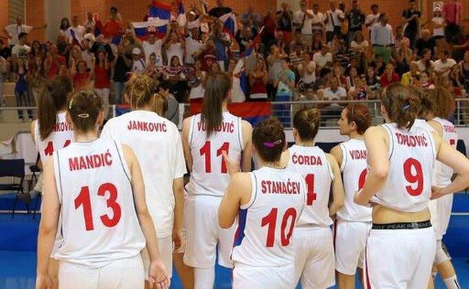 EP (U20) - Srpkinje bez medalje!