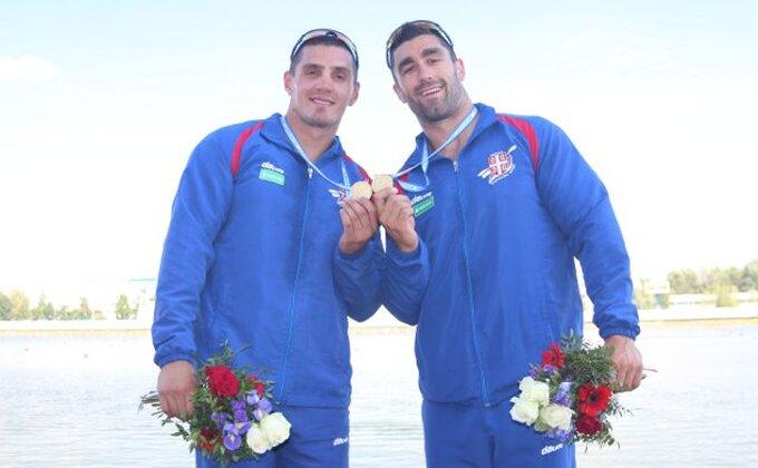 Pet finala za srpske veslače na Svetskom prvenstvu