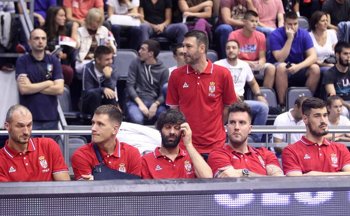 Zašto nisu igrali Lazić i Kalinić?