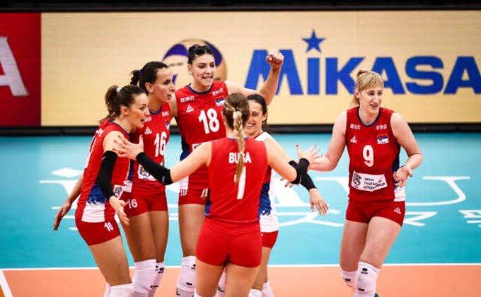 Liga nacija - Nova pobeda Srbije