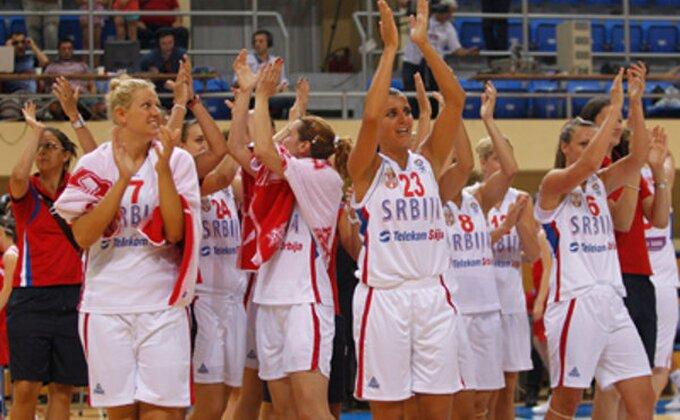 Srpske dame poražene - Crna Gora osvojila turnir