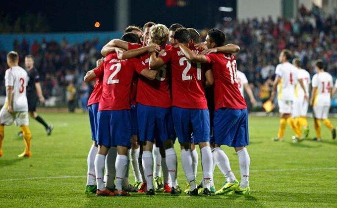 Srbija - Jamajka 2-1 (kraj)