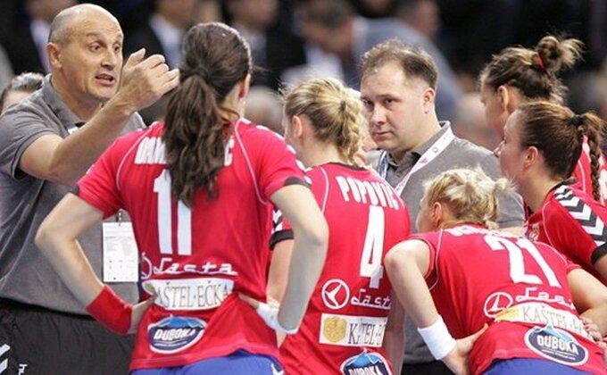 Srbija poražena na startu Mobelringen Kupa
