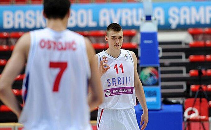 EP (U18) - Srbija silovito do polufinala!