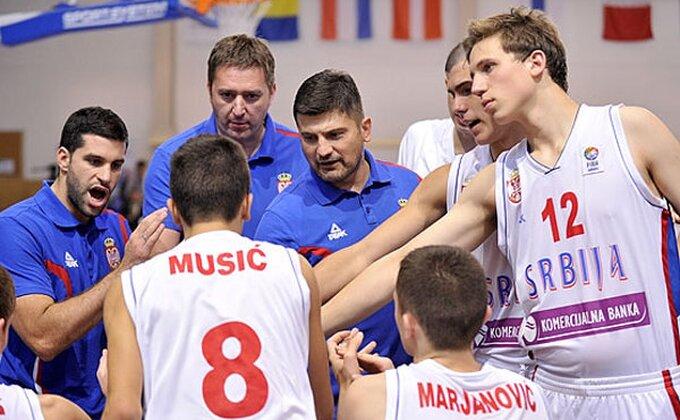 EP (U16) - Srbija besprekorna, sledi četvrtfinale!