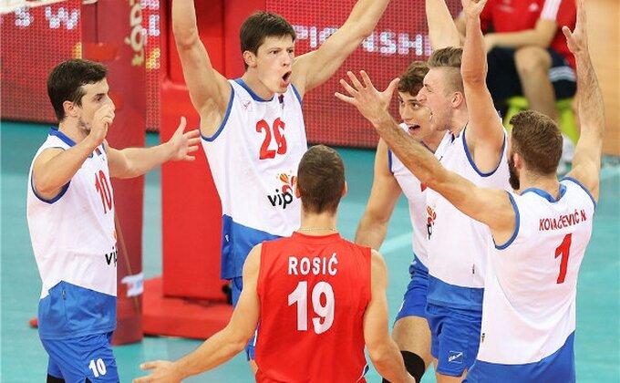FIVB - Srbija u evropskoj odbojkaškoj eliti
