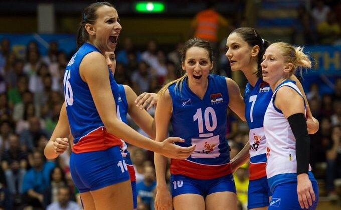 Odbojkašice Srbije igraju na Svetskom kupu