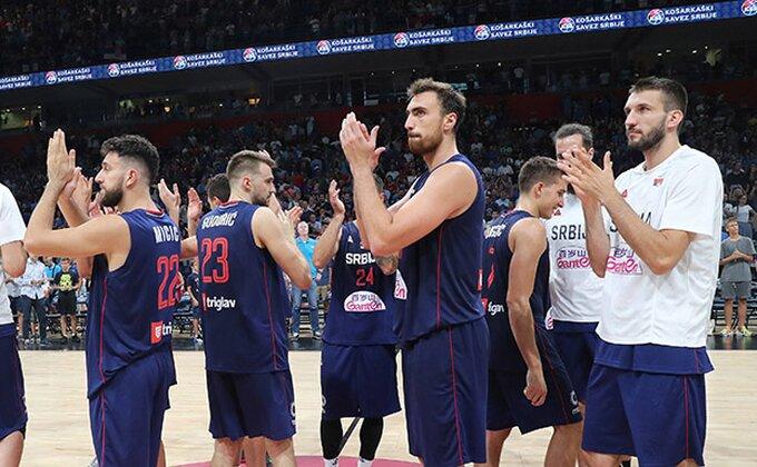 Perfektna Srbija spremna za Mundobasket! (TVITOVI)