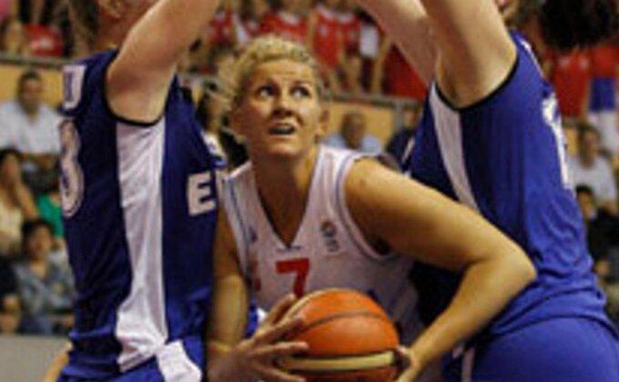Srpske košarkašice izgubile od Belorusije