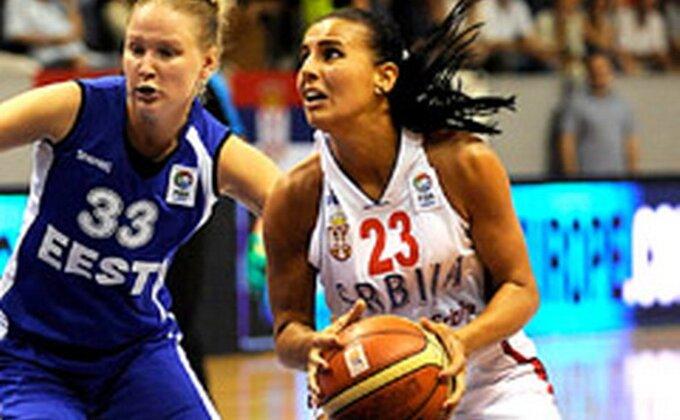 Srbija deklasirala Crnu Goru, sjajan ambijent u Hali sportova!