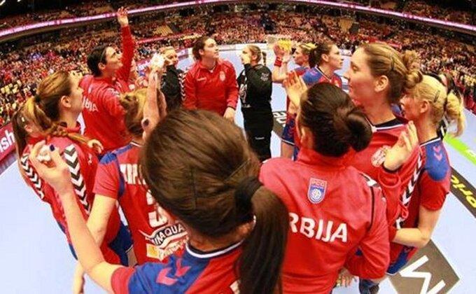 Rukometašice Srbije poražene od vicešampionki sveta