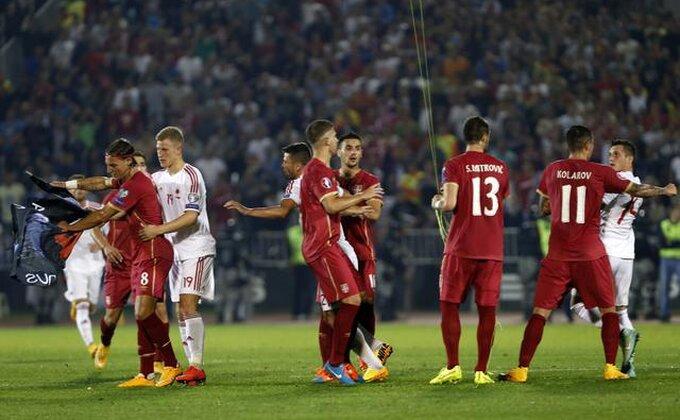 Srbija protiv Albanije ništa ne prepušta slučaju!