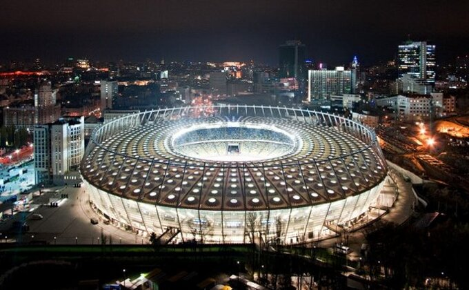 Na vreme završeni radovi na stadionu u Sočiju
