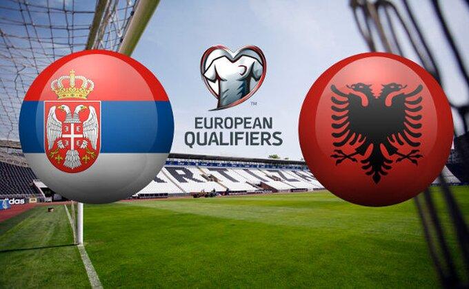 Albanci spremili spiskove - 300 navijača stiže sa Kosova!
