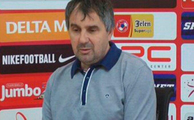"""Stamenković: """"Istorijska utakmica, cilj je da damo gol"""""""